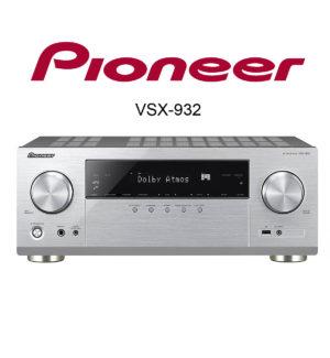 Pioneer VSX-932 7.2 AV-Receiver mit Dolby Atmos