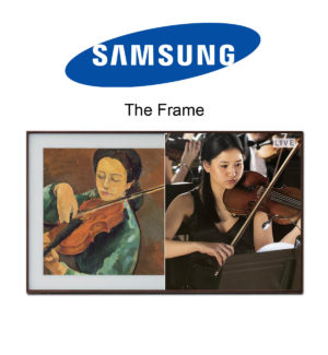 Samsung The Frame UE55LS003 Fernseher