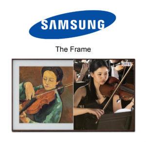 Samsung The Frame UE55LS003 Fernseher