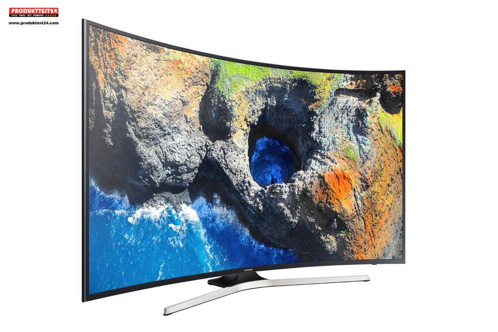 Samsung UE55MU6279 Ultra HD Curved Fernseher