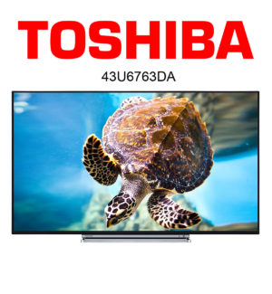 Toshiba 43U6763DA 4K UHD Fernseher
