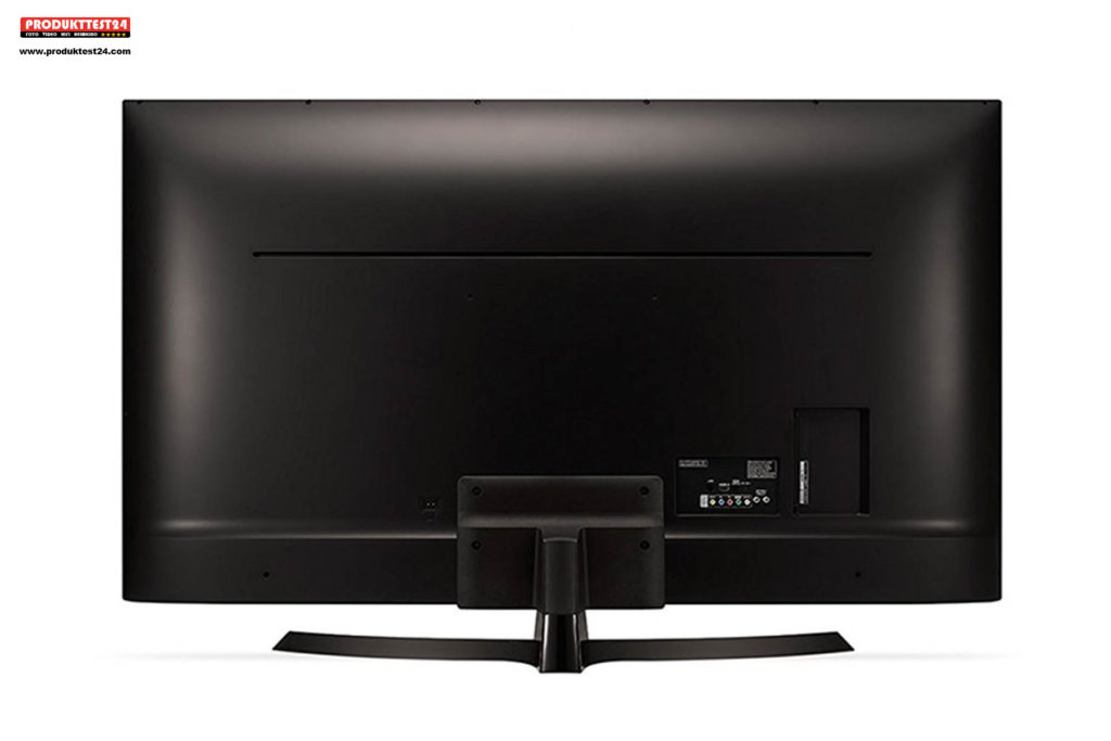 lg 49uj635v ultra hd fernseher mit hdr im test. Black Bedroom Furniture Sets. Home Design Ideas