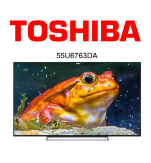 Toshiba 55U6763DA Ultra HD Fernseher