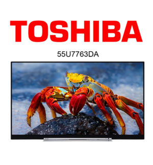 Toshiba 55U7763DA Ultra HD Fernseher