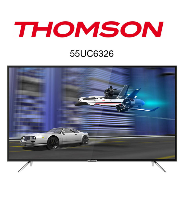 Thomson 55UC6326 Ultra HD TV mit HDR