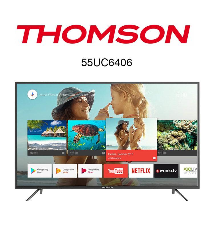 Thomson 55UC6406 UHD TV im Test