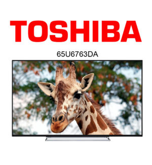 Toshiba 65U6763DA Ultra HD Fernseher