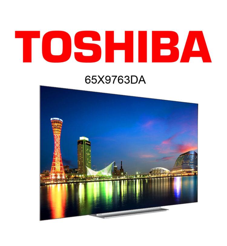 Toshiba 65X9763DA OLED Ultra HD Fernseher mit HDR