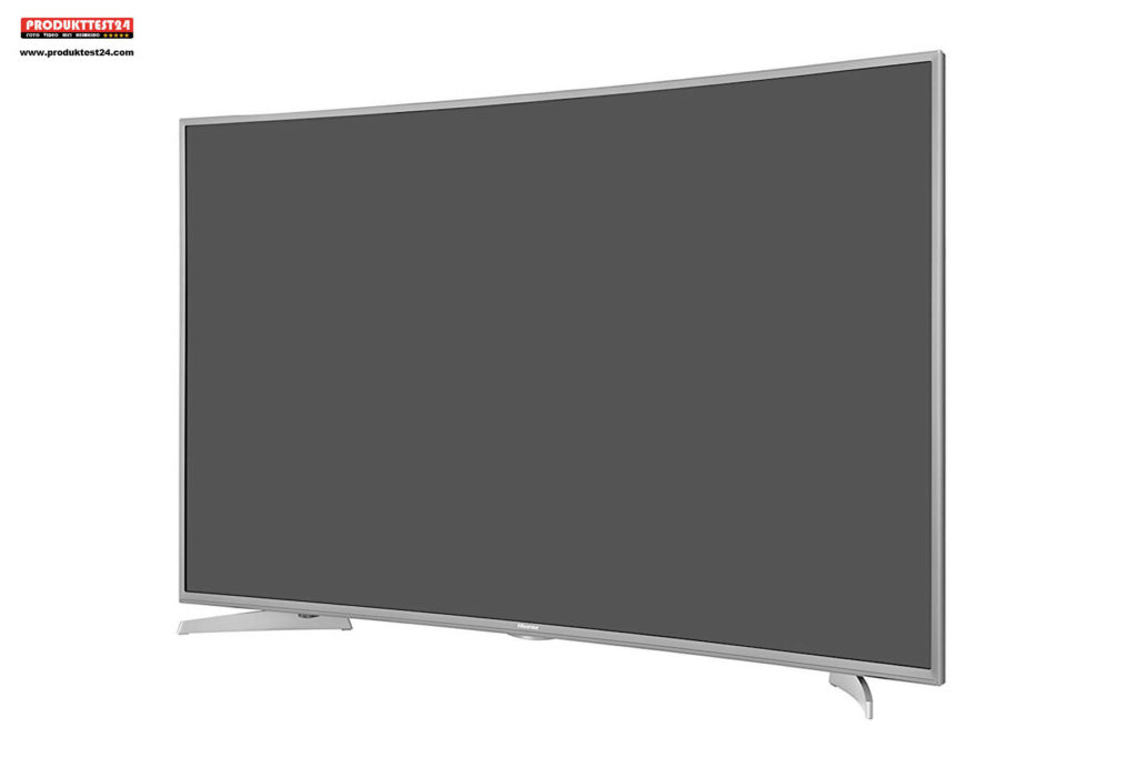 Hisense H55NEC Curved Ultra HD TV im Test