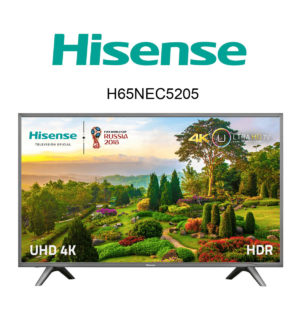 Hisense H65NEC5205 Ultra HD TV