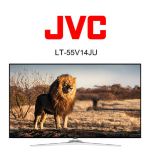 JVC LT-55V14JU Ultra HD Fernseher