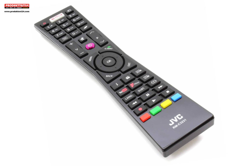 JVC LT-55V14JU Ultra HD Fernseher