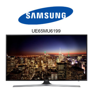 Samsung UE65MU6199 Ultra HD Fernseher mit HDR