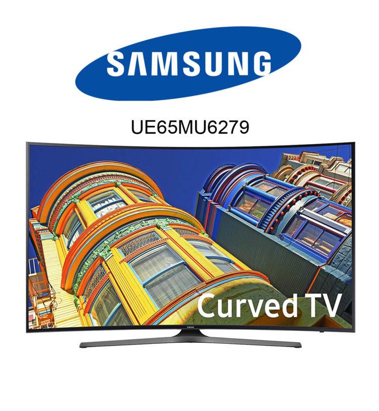 Samsung UE65MU6279 Curved Ultra HD TV mit HDR