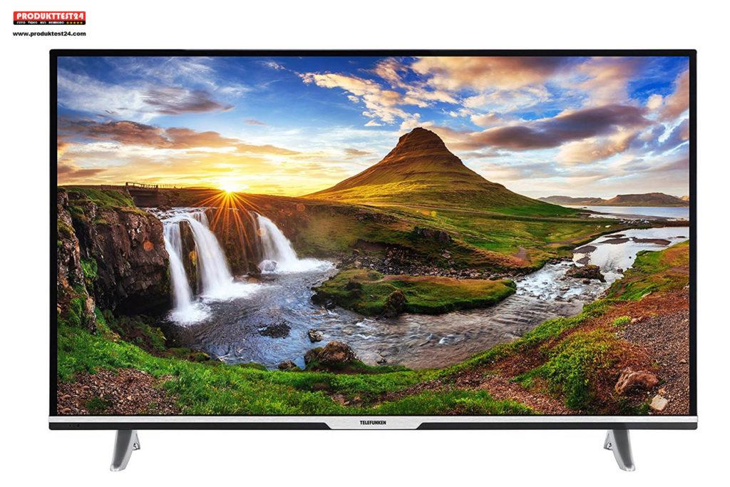 Telefunken XU43D101 Ultra HD 4K Fernseher