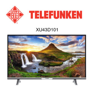 Telefunken XU43D101 Ultra HD 4K Fernseher