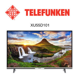 Telefunken XU55D101 Ultra HD Fernseher