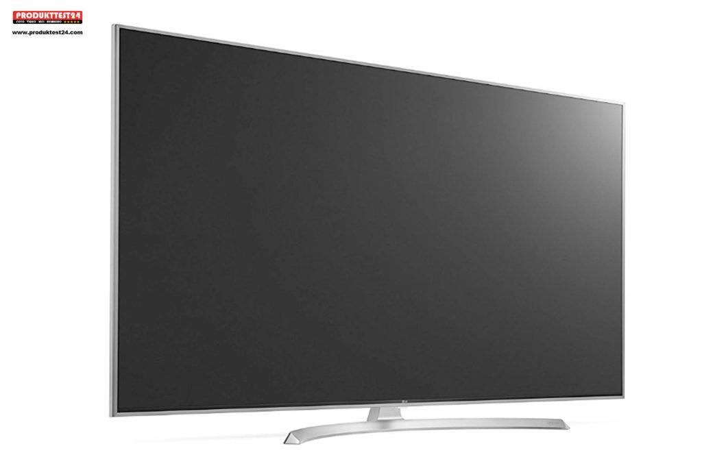 LG 49SJ8109 Super UHD TV mit HDR und Dolby Vision im Test