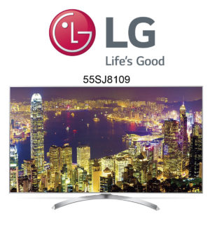 LG 55SJ8109 Super UHD TV