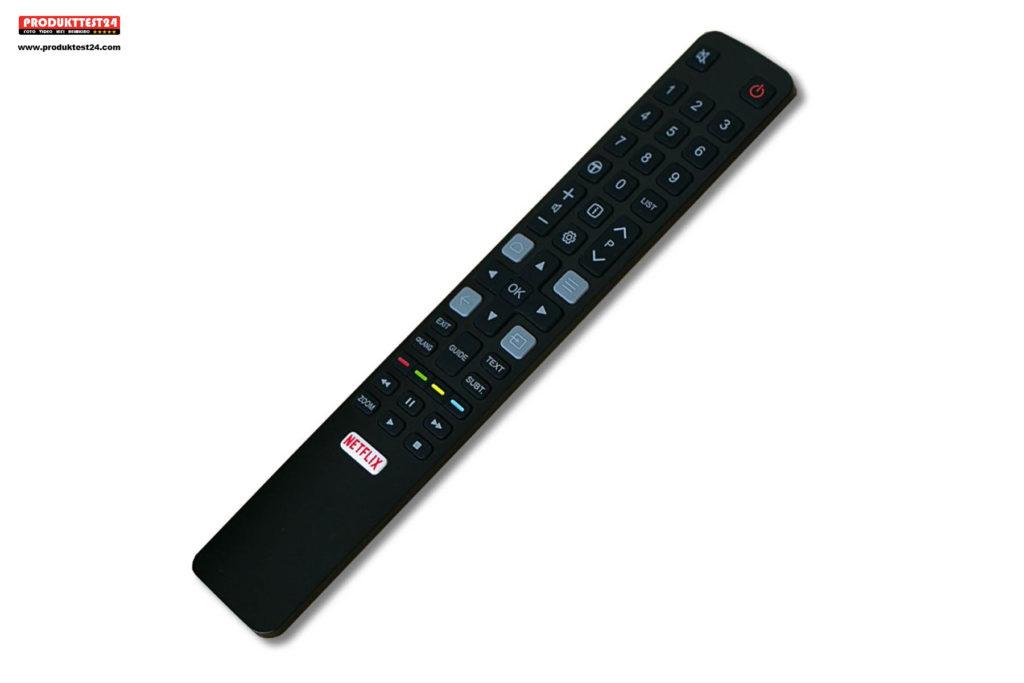 Thomson 49UC6326 Ultra HD Fernseher mit SmartTV