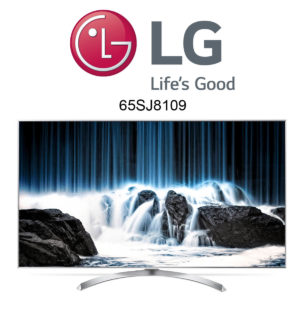 LG 65SJ8109 Super UHD TV mit HDR 10 und Harman/Kardon Sound