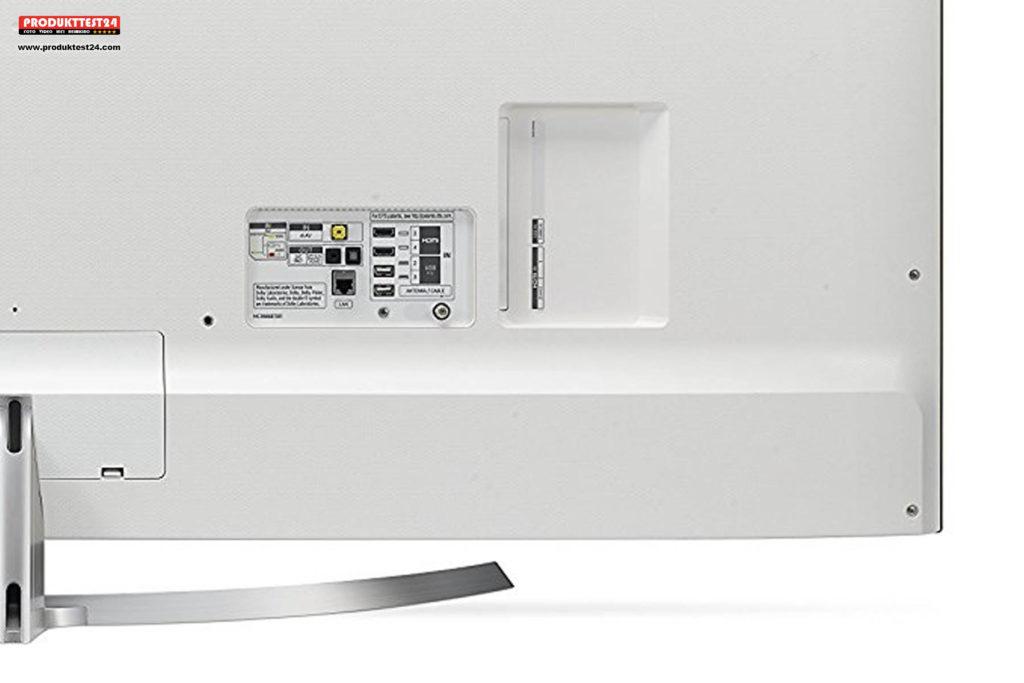 LG 65SJ8509 Ultra HD 4K Fernseher mit Harman/Kardon Soundsystem