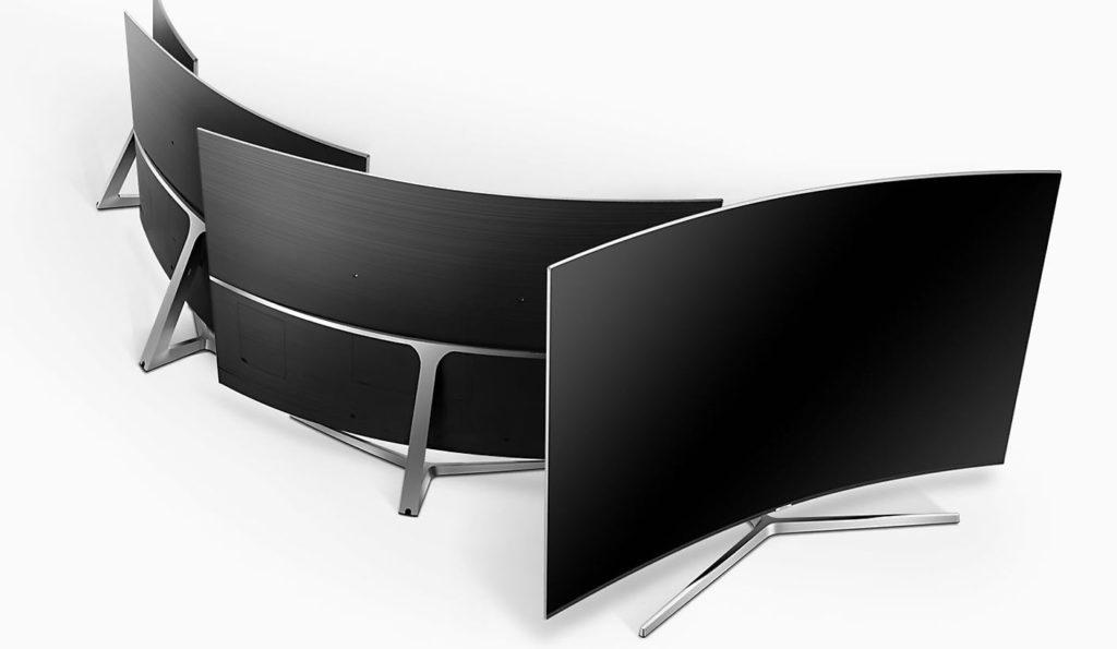 Der Samsung UE65MU9009 UHD Curved Fernseher Im Test