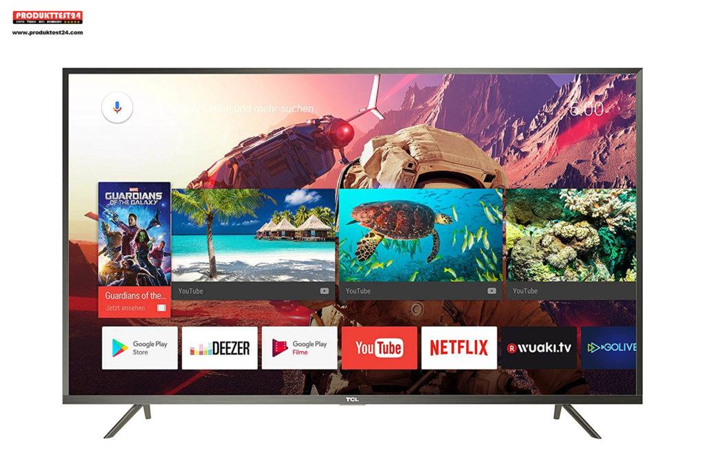 TCL U49P6046 Ultra HD SmartTV