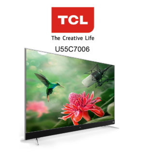 TCL U55C7006 UHD Android TV