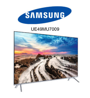 Samsung UE49MU7009 Premium UHD TV im Test