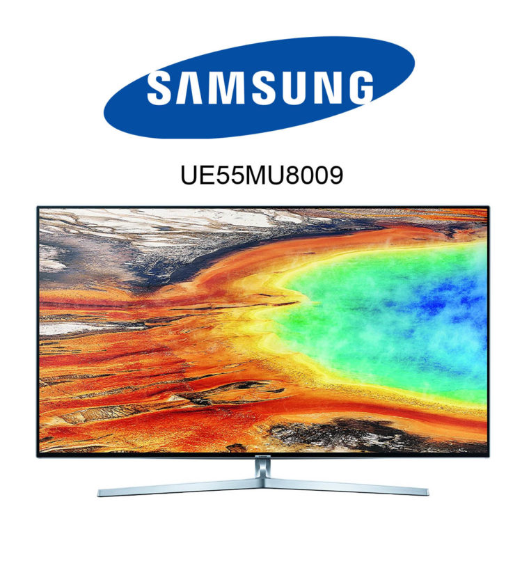 Samsung UE55MU8009 Premium UHD Fernseher