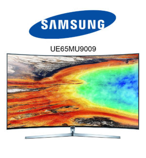 Samsung UE65MU9009 UHD Curved Fernseher