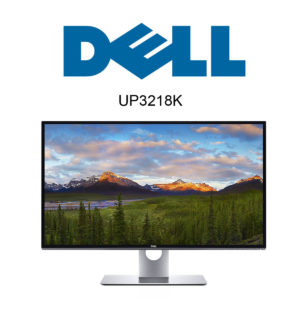 DELL UP3218K UltraSharp 32 Zoll 8K Monitor