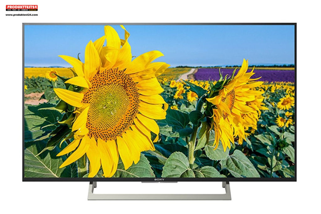 Sony KD-55XF8096 Ultra HD TV mit Triluminos Display