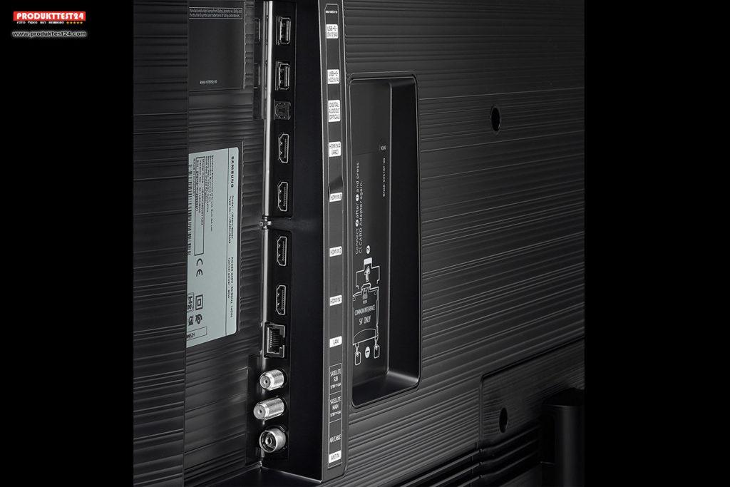 Samsung UE65NU8009 Premium UHD TV mit HDR1000