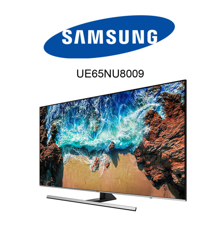Samsung UE65NU8009 Premium UHD TV mit HDR1000 im Test