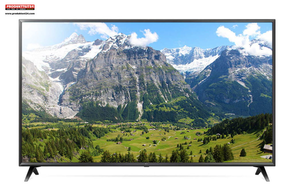 LG 43UK6300 Ultra HD TV mit Active HDR