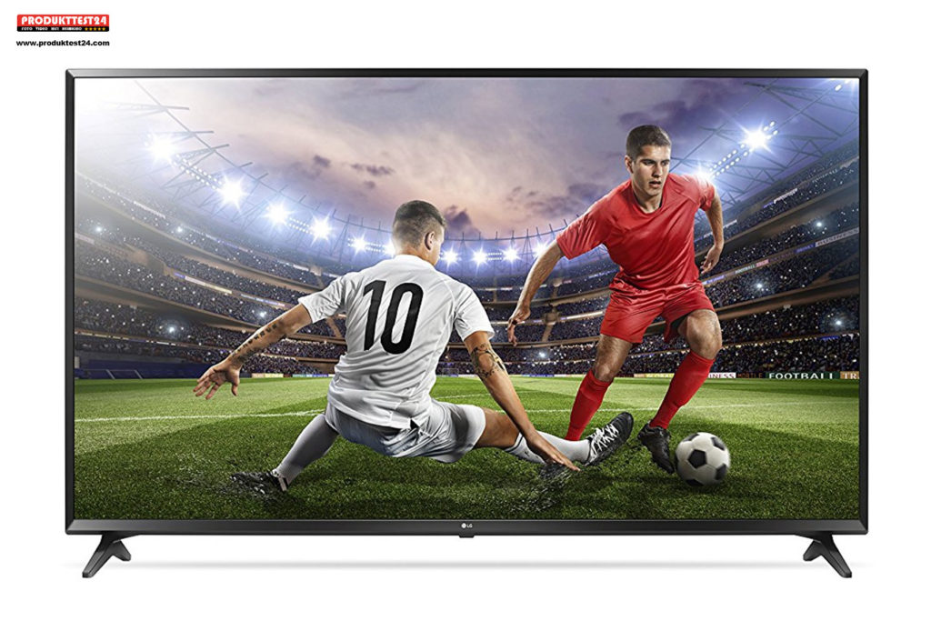 LG 55UK6100 UHD TV mit HDR10