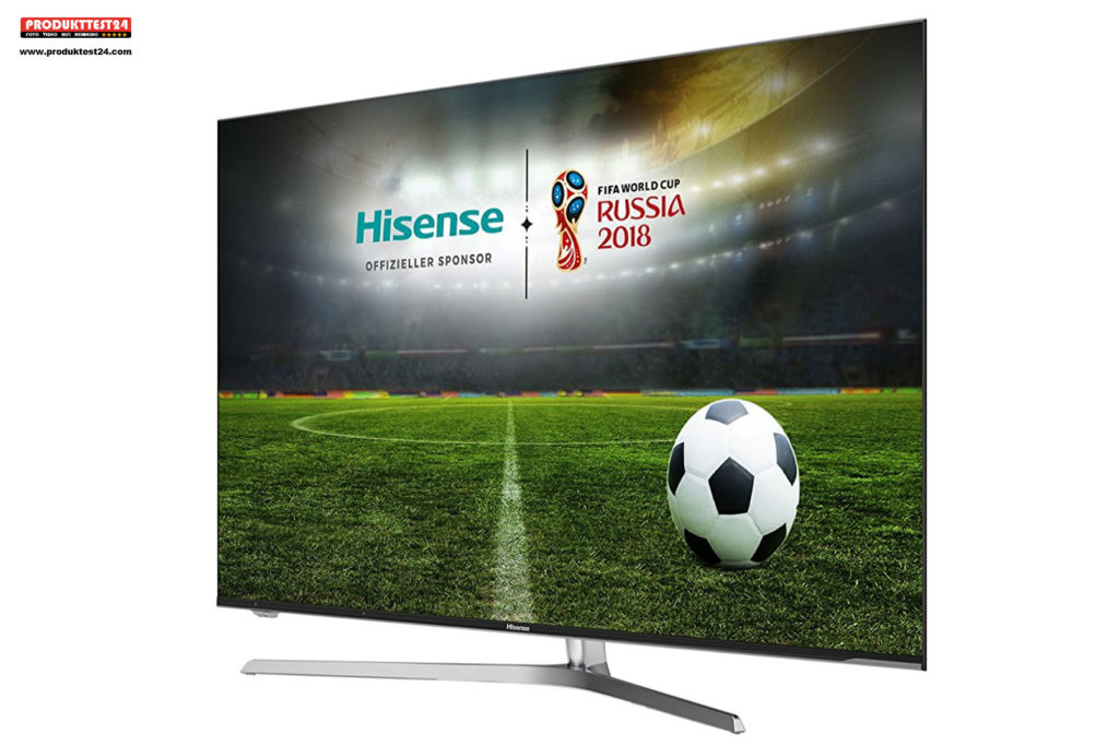 Hisense H55U7A ULED 4K UHD TV mit Quantum Dot Display
