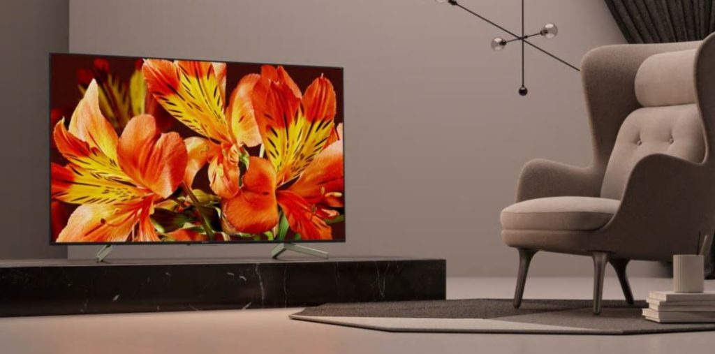 Tv 85 Zoll : sony bravia kd 55xf8596 ultra hd fernseher im test test und rezensionen zu ~ Watch28wear.com Haus und Dekorationen