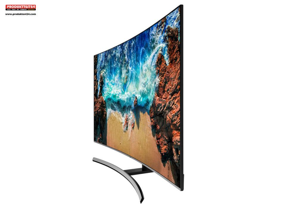 Samsung UE55NU8509 Premium UHD Curved Fernseher