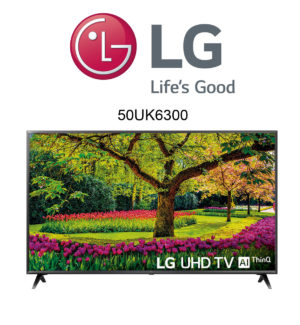 LG 50UK6300 Ultra HD Fernseher mit HDR im Test