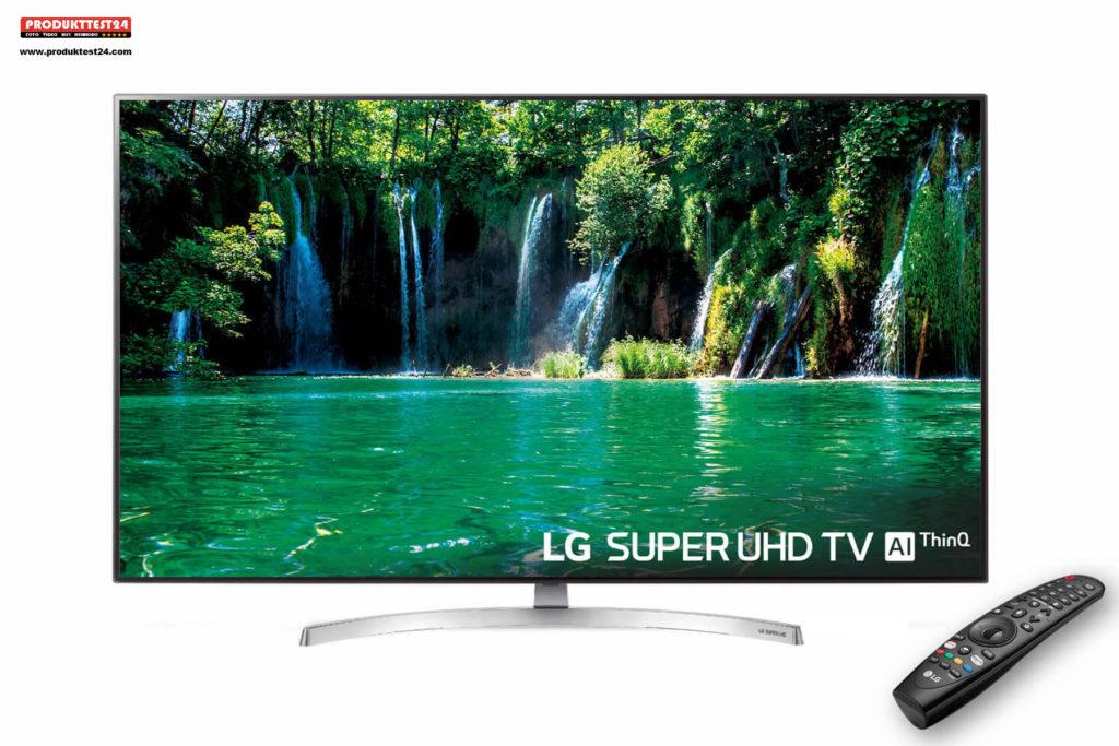 LG 65SK8100 Super UHD TV