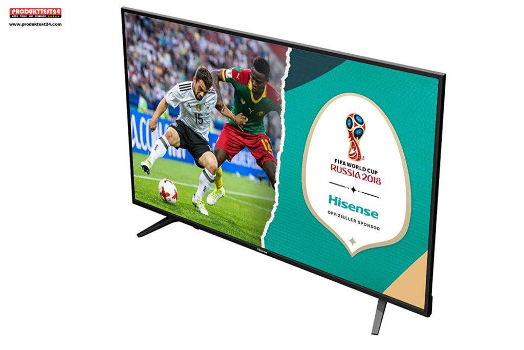 Hisense H50AE6000 / H50A6100 Ultra HD Fernseher