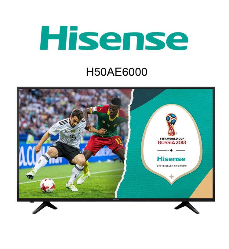 hisense h50ae6000 h50a6100 ultra hd fernseher mit hdr im test test und. Black Bedroom Furniture Sets. Home Design Ideas