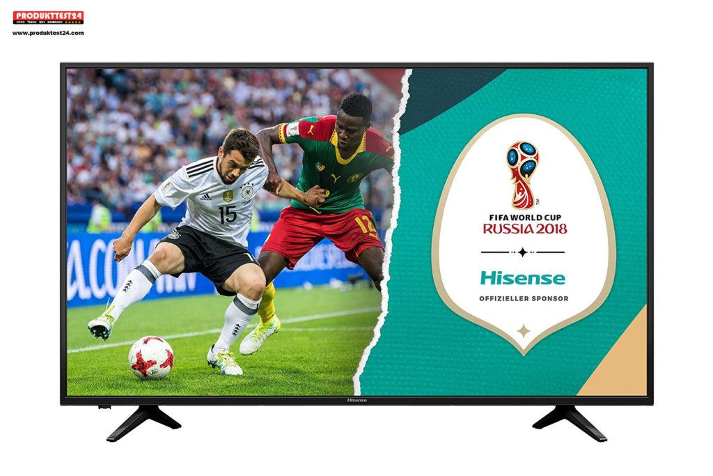 Hisense H55AE6000 / H55A6100 Ultra HD TV