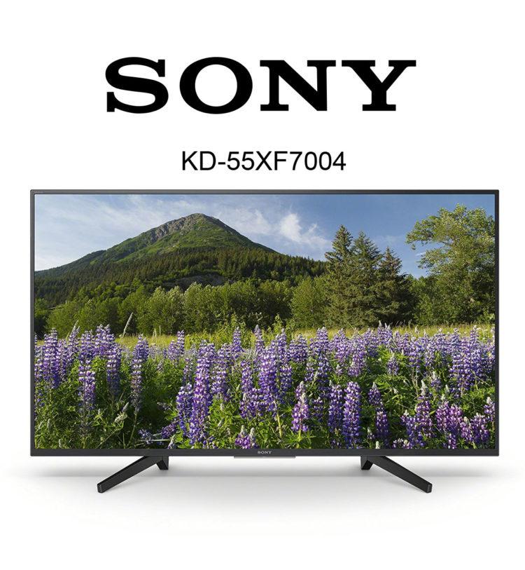 Sony KD-55XF7004 Ultra HD Fernseher im Test