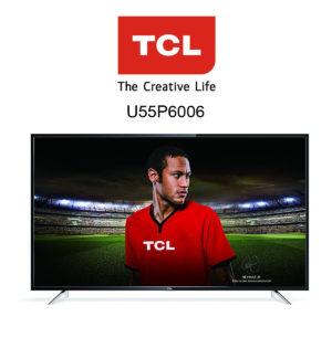 TCL U55P6006 UHD Fernseher im Test