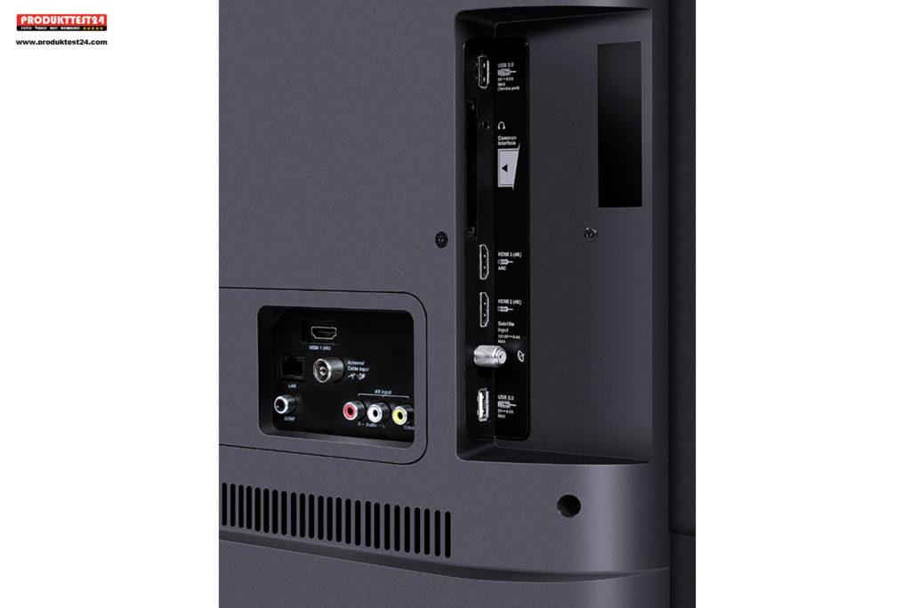 TCL U55P6006 UHD Fernsehe