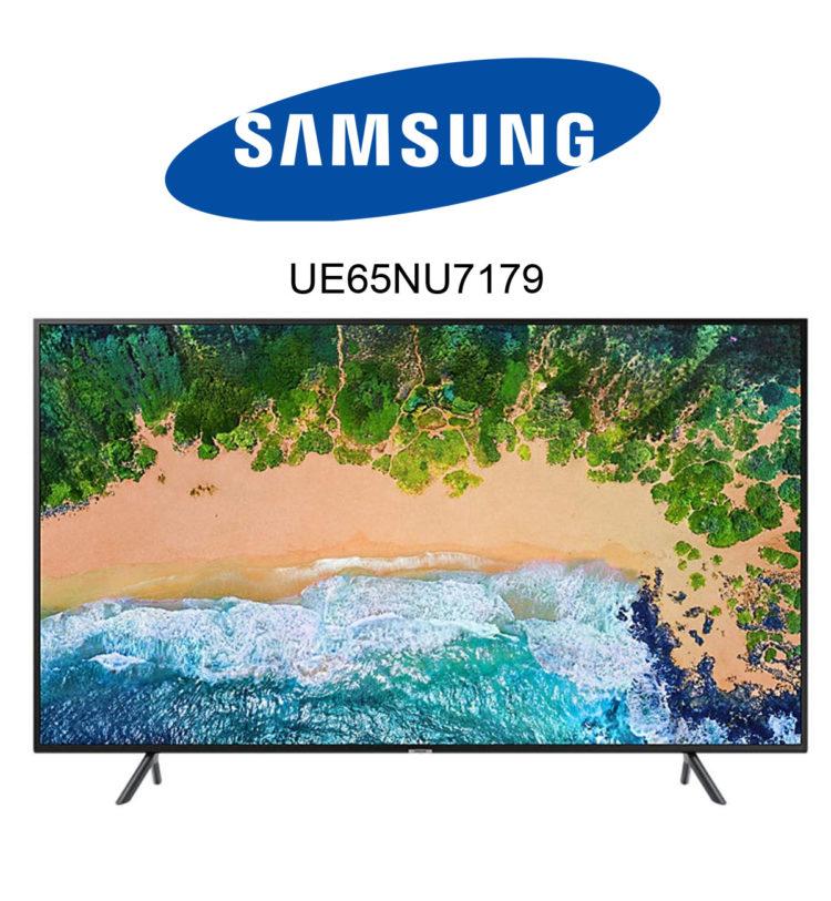 Samsung UE65NU7179 Ultra HD TV mit HDR im Test